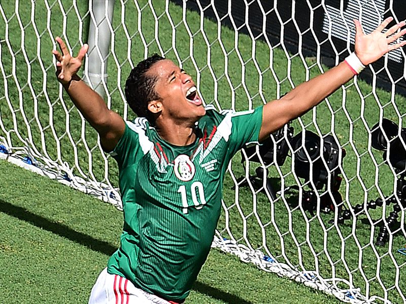 Giovani Dos Santos Jersey For Barcelona Giovani Dos Santos Mexico 2014
