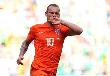 Sneijder bleibt bei Galatasaray