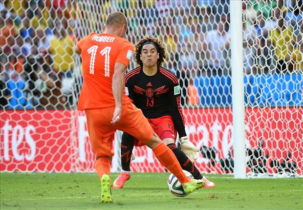 Man of the Match: Guillermo Ochoa nearly saves Mexico vs. Netherlands