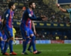 Furious Pique stands by ref attack