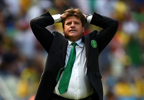 Miguel Herrera's Tough Choices