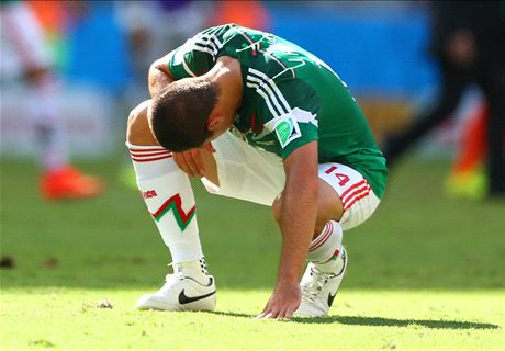 Chicharito Out, Cubo In