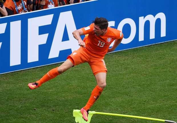 Agen Bola - Huntelaar Senang Cetak Gol Kemenangan