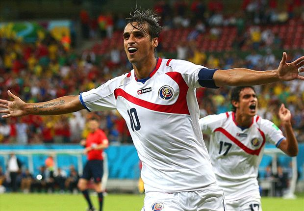 Costa Rica 1-1 Greece AET (Pen 5-3): Navas the hero as Central Americans make World Cup history