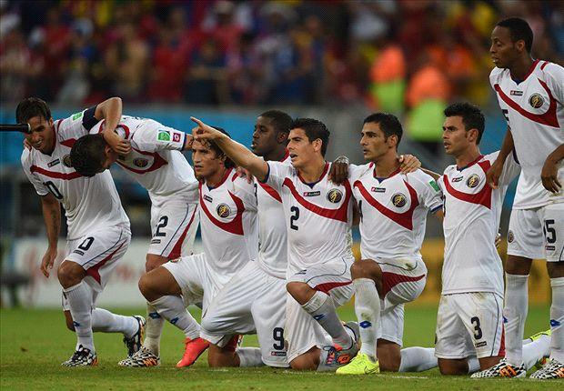 Costa Rica lo definió en la serie de penales