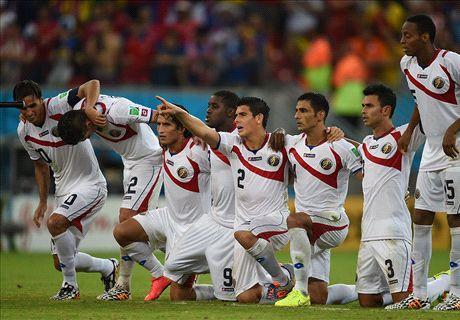 Crónica: Costa Rica 1-1 Grecia (5-3)