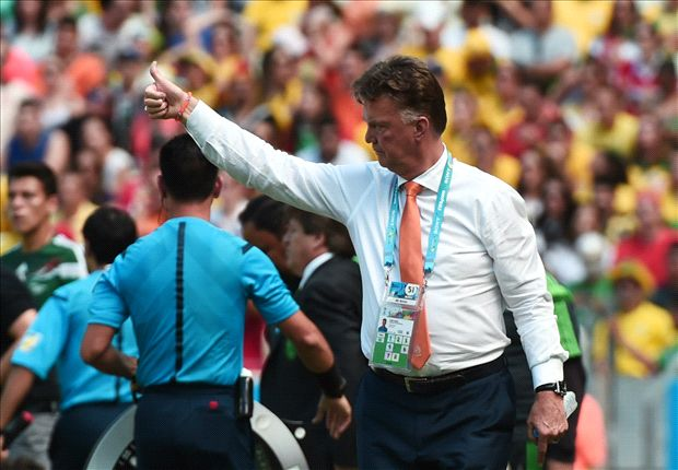Van Gaal magic continues to spearhead Netherlands charge