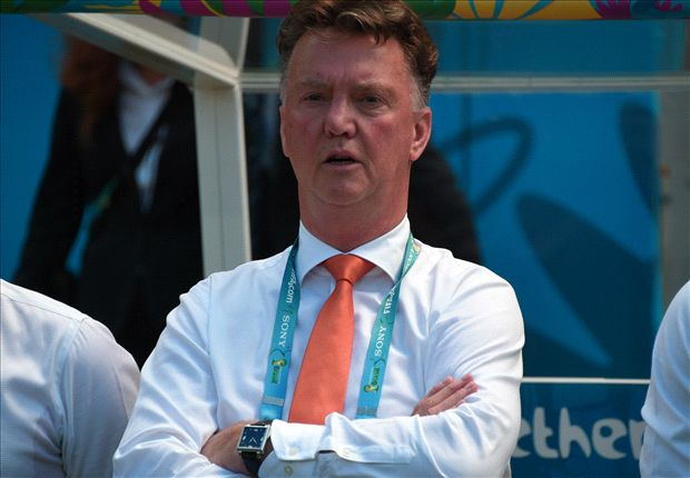Masterful Van Gaal is coach of the World Cup
