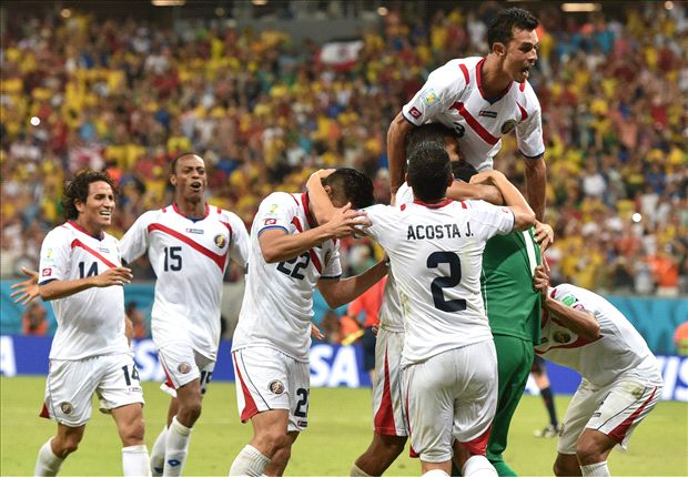 Costa Rica's fairytale continues