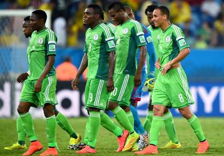 Keshi's champions sink to new low
