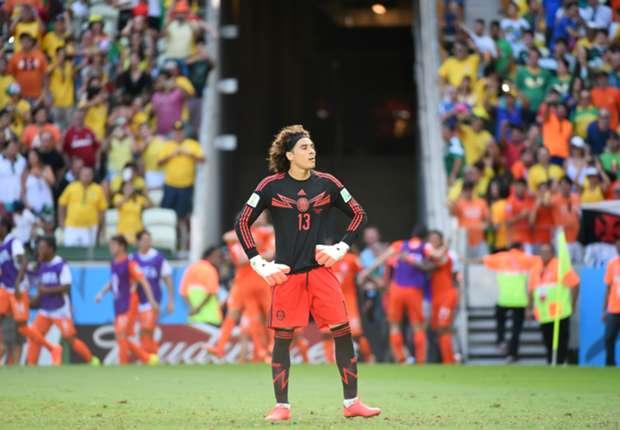 اهداف مباراة هولندا المكسيك بتعليق