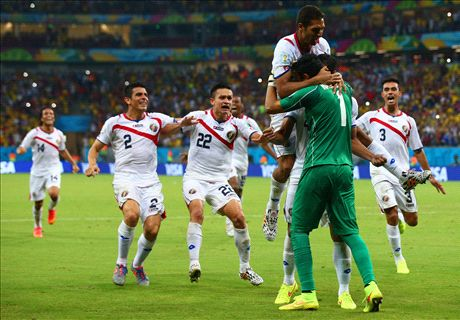 'Costa Rica unafraid of Netherlands'