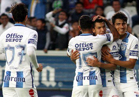 Los Mexicanos Más Goleadores