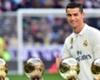 Ronaldo backs Cristiano Ronaldo
