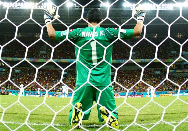 World Cup Scouting Report: Keylor Navas