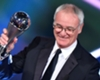 Ranieri named FIFA Coach of the Year