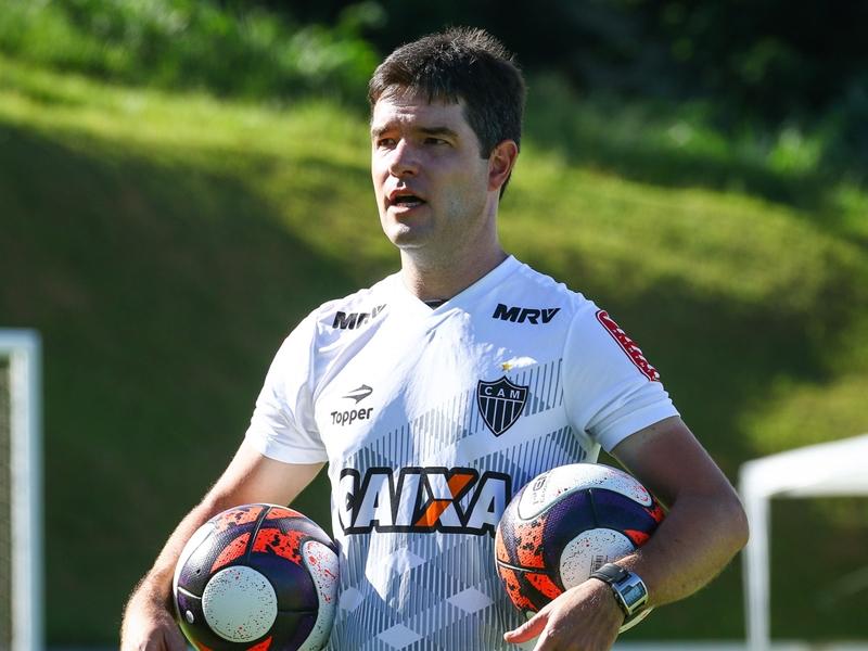 Auxiliar permanente do Atlético-MG avalia necessidade de reação no Brasileiro