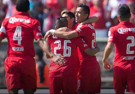 EN VIVO: Toluca 0-0 Chiapas