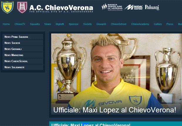 Esta vez, López es noticia y no por cuestiones extrafutbolísticas.