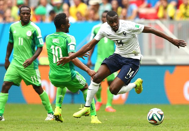 Matuidi 'disappointed' with Onazi challenge