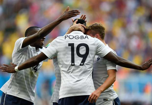 The best young player in the world? Pogba makes the difference for off-colour France