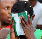 Nigeria slump to 42nd on Fifa ranking