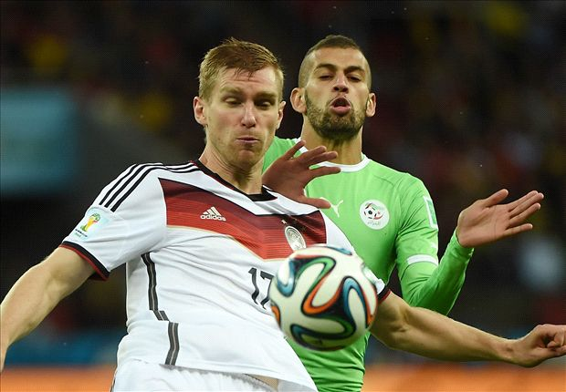 Mertesacker: I don't care how Germany played
