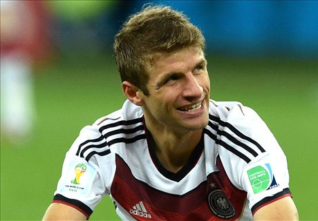 Muller on Man Utd bid: I rejected big offers