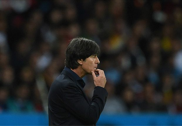 Low fumes at Germany's first-half display