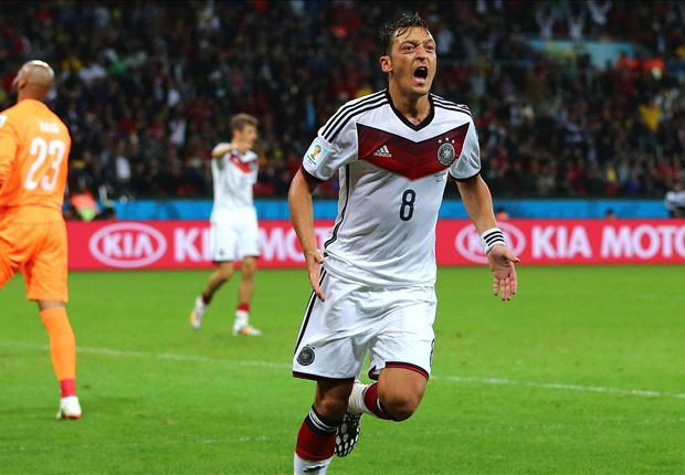 Ozil's worrying decline in evidence again despite Germany winner