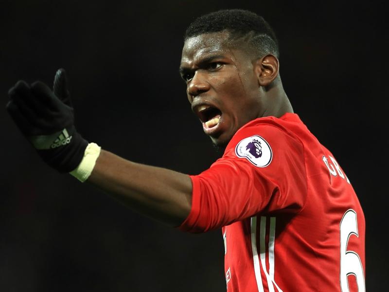 "Manchester United, Chiellini : ""Pogba est le Lebron James du football"""