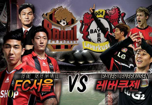 Leverkusen setzte sich in Heung-Min Songs Heimat gegen Seoul durch