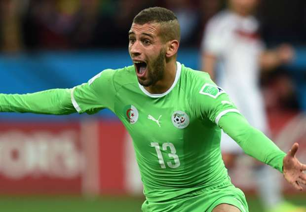 Algeria prove why they are the top ranked side in Africa