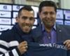 "Angelici: ""Tevez se va terminar retirando con la camiseta de Boca"""