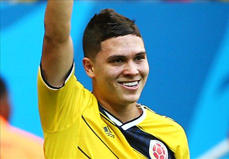 Quintero agent cools Arsenal talk