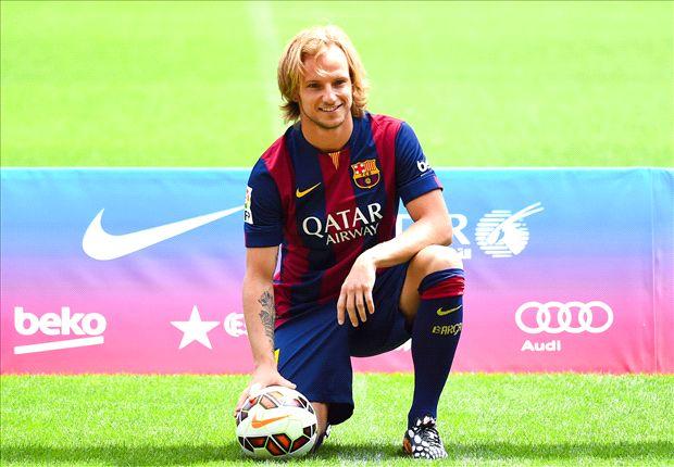 Rakitic: It's special to wear Pep's Barcelona shirt