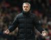 Mourinho moans about Man Utd fans