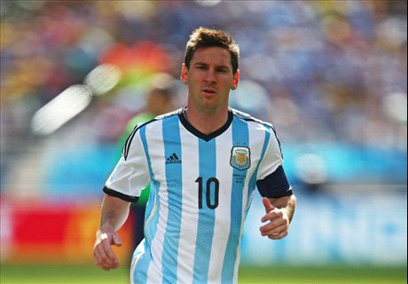 Floyd: Can Germany contain Messi?