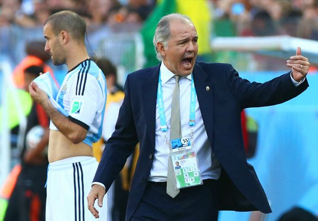 Sabella: Argentina deserved their win