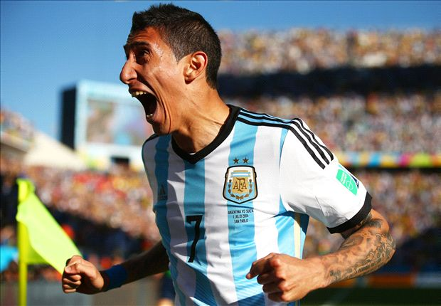 World Cup Scouting Report: Angel Di Maria