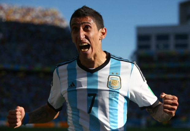 Di Maria hails Argentina 'heroes' after Switzerland winner