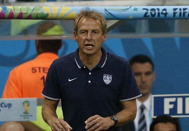 Klinsmann: I will still be United States coach in 2018