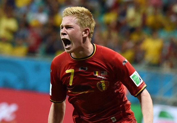 Belgium 2-1 USA (AET): De Bruyne and Lukaku book quarterfinal date