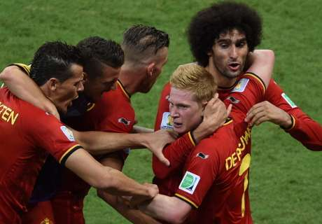 België in enerverend duel langs de VS