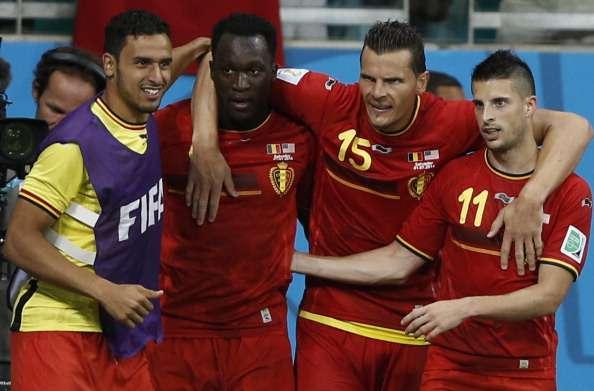 Agen Bola - Belgia Pantas Lolos
