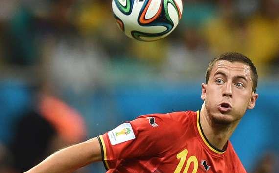 Agen Bola - Hazard Tidak Takut Messi