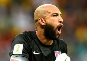 Tim Howard Belgium USA World Cup 07012014