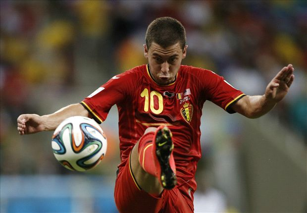 Hazard: Belgium must stop Messi to beat Argentina