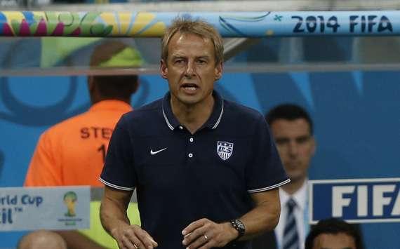 Klinsmann: Germany are favourites