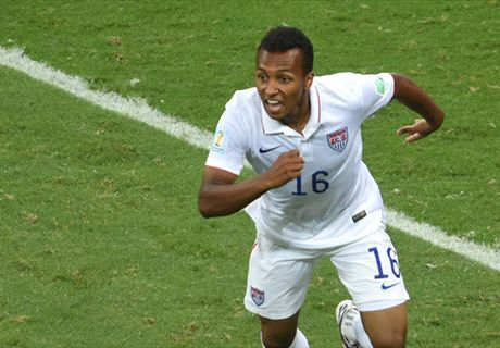 Julian Green to face MLS All-Stars